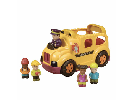 B. Toys Boogie Bus Rrroll Interactive Model