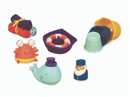 B. Toys Splashy Bathtime Playset