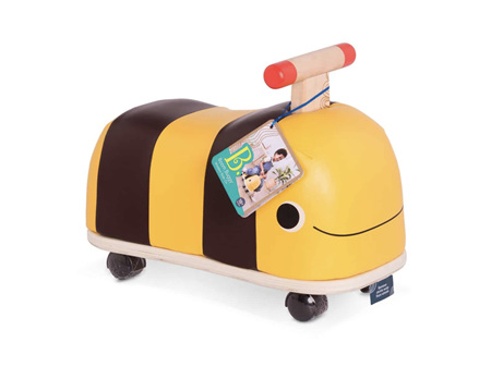 B. Toys Boom Buggy Wooden Bee Ride-On