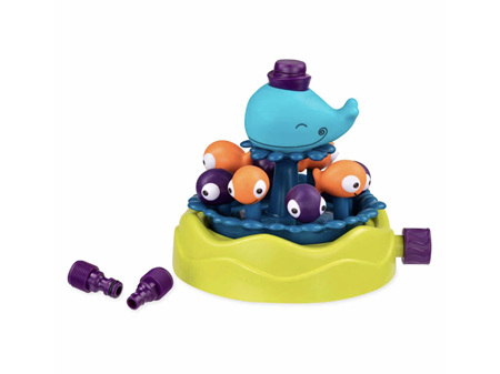 B. Toys Whirly Whale Sprinkler