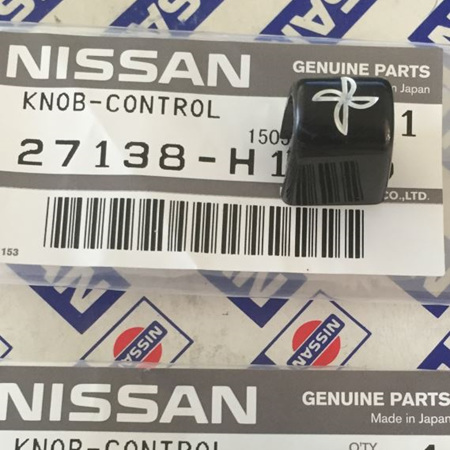 B110 620 Heater Control Knobs