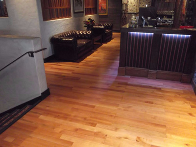 Foreverbeech™ Twin Natural 170x19 Engineered Flooring Lacquered