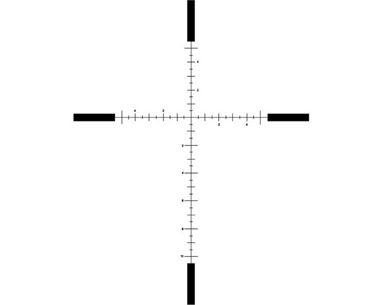 B24 reticle