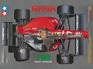 Tamiya 1/20 Ferrari F189 (Early Version)