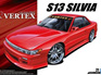 Aoshima 1/24 Vertex PS13 Silvia '91 The Tuned Car No.21