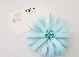 Baby Blue Hair Bow
