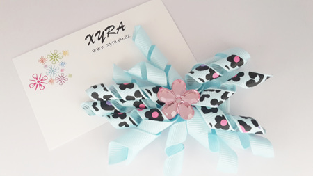 Nz easter gift ideas search giftfind for easter eggs baby blue w flowers korker hair bow negle Images