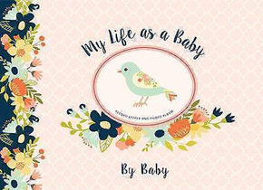 Baby book - record keeper and photo album