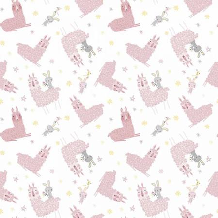 Baby Buddies Llamas Pink 10281P