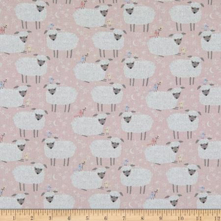 Baby Buddies Sheep Pink 10282