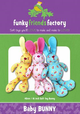 Baby Bunny by Funky Friends Factory