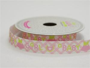 Baby girl ribbon