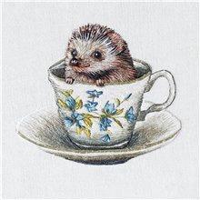 Baby Hedgehog - Crafted