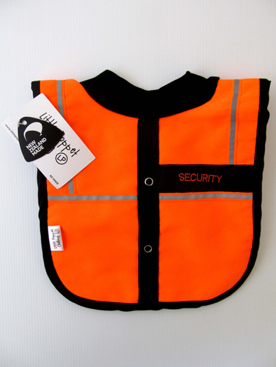 Baby Security Bib