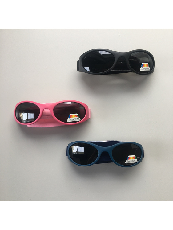 Baby sunglasses affordable strong uv400 polarised category 4
