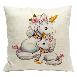 Baby Unicorn CUSHION COVER