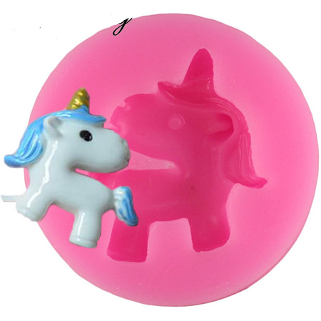 Baby Unicorn Silicone Mould