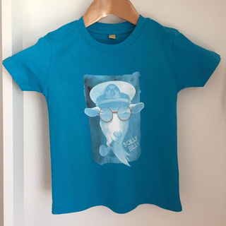 Baby/Toddler Billy Tee - Turquoise