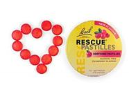 BACH Rescue Pastilles C/berry 50g