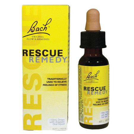 Bach Rescue Remedy Drops 10ml