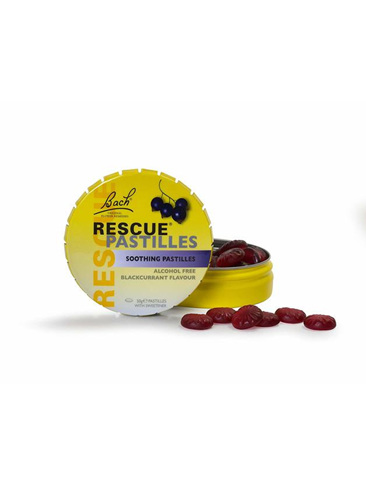 BACH RESCUE REMEDY PASTILLE BLACKCURRANT