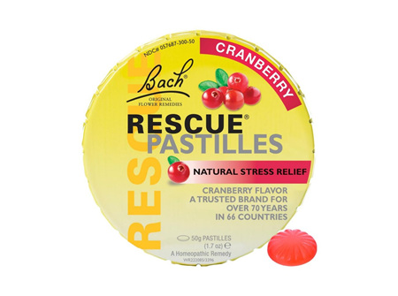 Bach Rescue Remedy Pastilles Cranberry