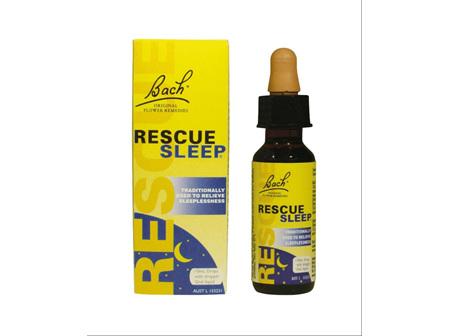 BACH Rescue Sleep Liq +dropper 10ml