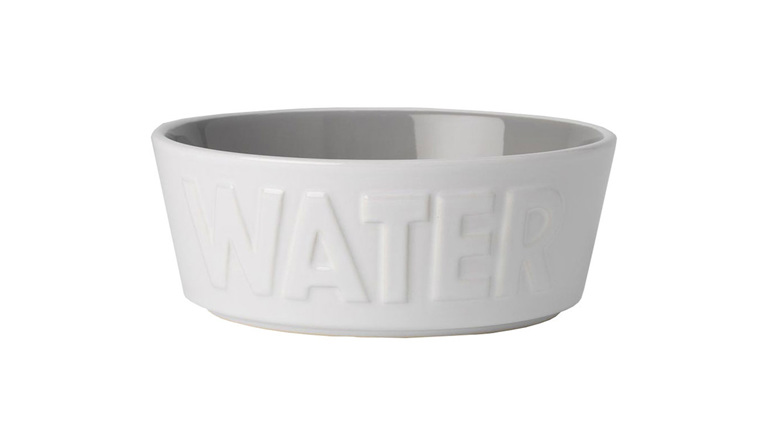 "Back To Basics ""Water"" Bowl"