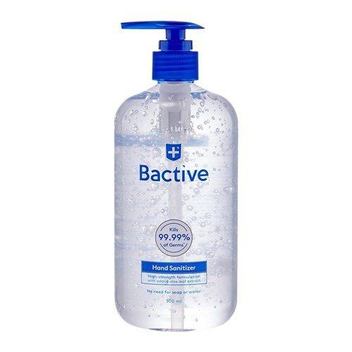 Bactive Hand Sanitiser 500 mL