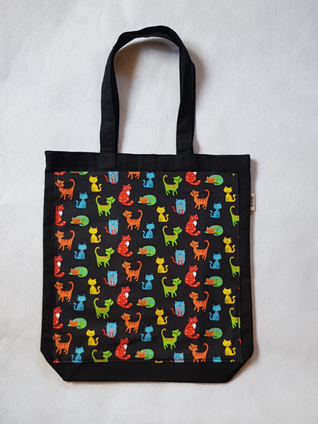 Bag Black Cat