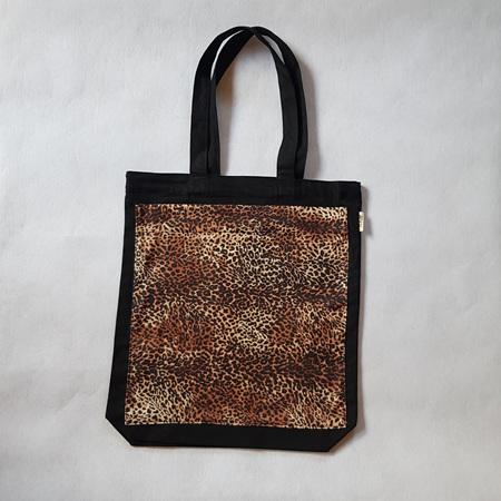 Bag Black Cheetah