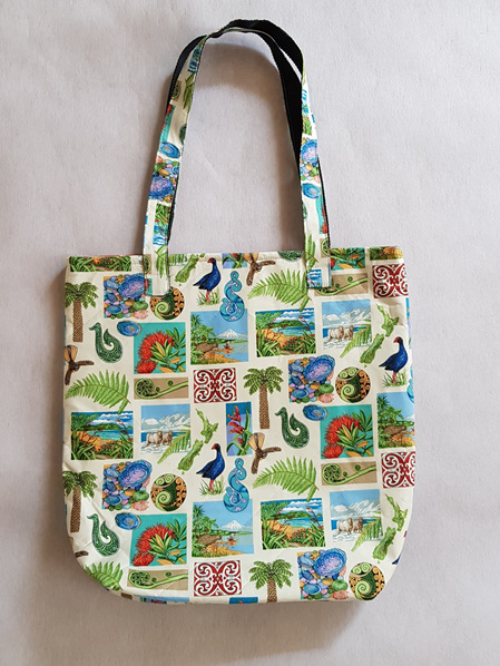 Bag Quilted Kiwiana