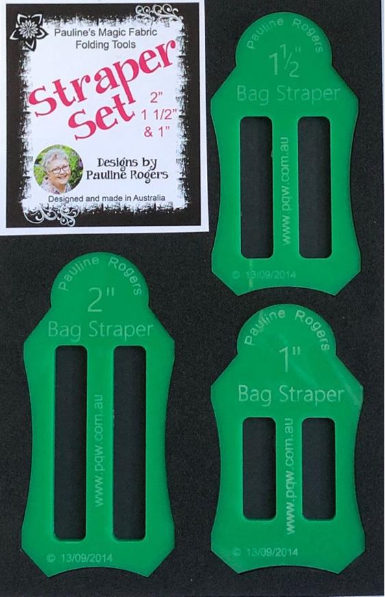 Bag Strapper Set