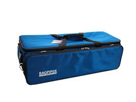 Bagpiper - bagpipe case blue