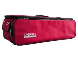 Bagpiper - bagpipe case red