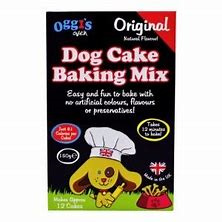 Bake treats for your Dog!