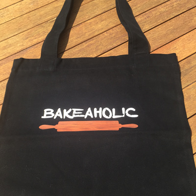 Tote  Bags Bakeaholic