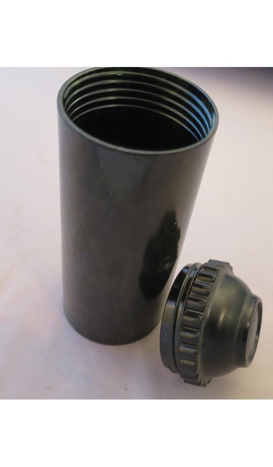 Bakelite container