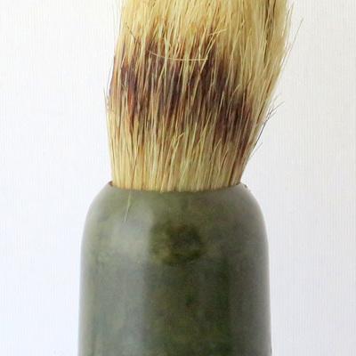 Horse hair shaving brush