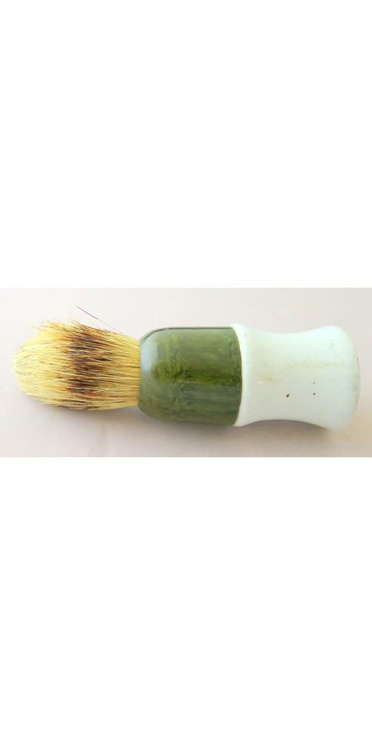 Bakelite horse hair shaving brush