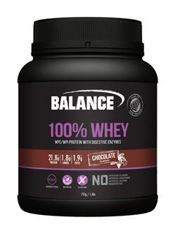 BAL 100% Whey Prot. Choc 750g