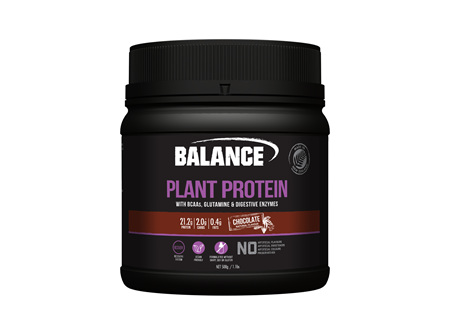 BAL Plant Protein Chocolate 500g
