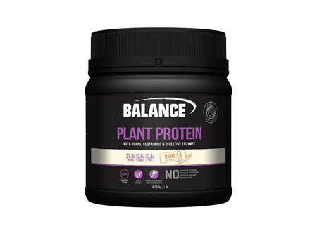 BAL Plant Protein Vanilla 500g