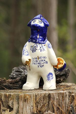 Balaclava Bear Delft