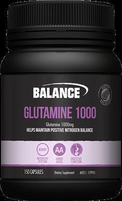 Balance Sports Nutrition Balance Glutamine 1000