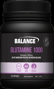 Balance Sports Nutrition Balance Glutamine 1000