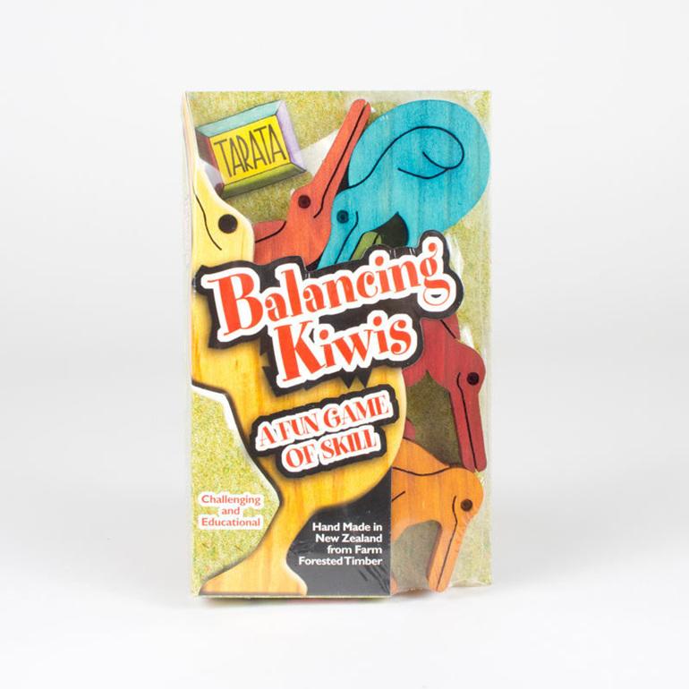 Balancing Kiwis