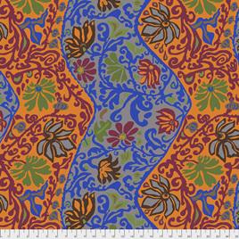 Bali Brocade Ochre PWBM069139