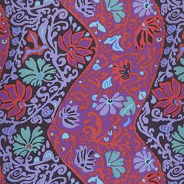 Bali Brocade Purple PWBM069107