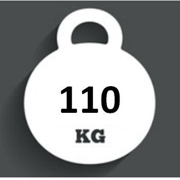 Ballast Weight 110kg
